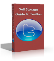 Self Storage Guide to Twitter